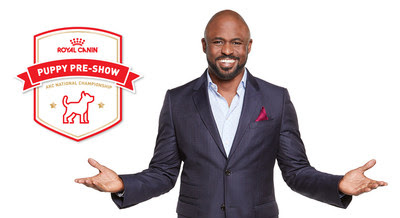 Royal Canin and Dog Lover Wayne Brady Invite Puppy Owners to Virtually Compete in the Royal Canin® Puppy Pre-Show