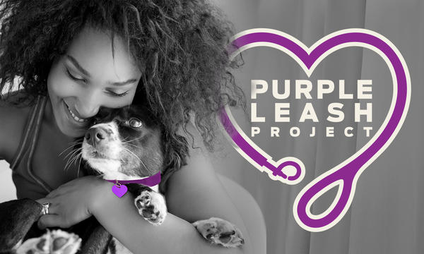 Purina And RedRover Continue Support Of Domestic Violence Survivors With Pets With More Than $100,000 In Purple Leash Project Grants